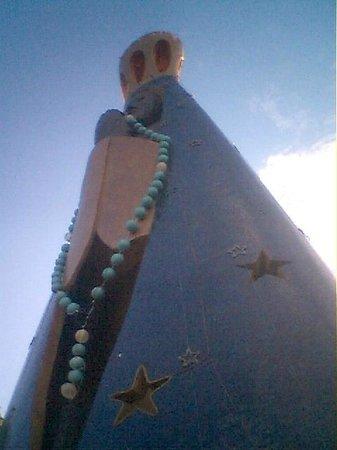Estatua De Nossa Senhora Aparecida