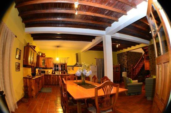 Villa Shenandoah: Restaurant