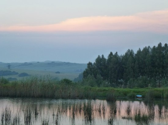 Rainbow Lodge: Another beautiful view from our lodge.