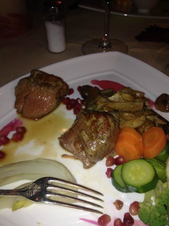 Hotel Danieli, A Luxury Collection Hotel: Veal