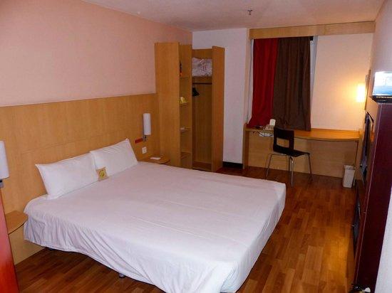Elan Inn Guangzhou Huangshi: Standard Double Bed Room#1