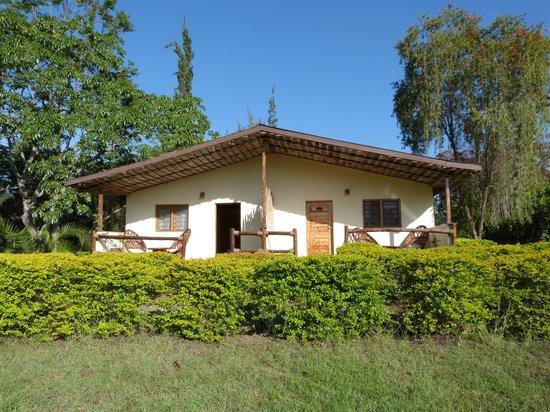 Meru View Lodge : Die Unterkunft