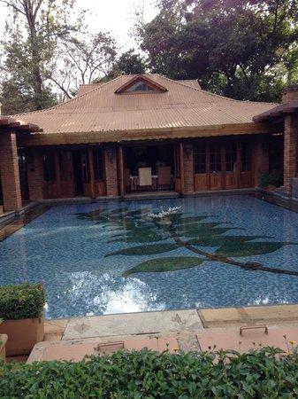 Arusha Coffee Lodge: Reception