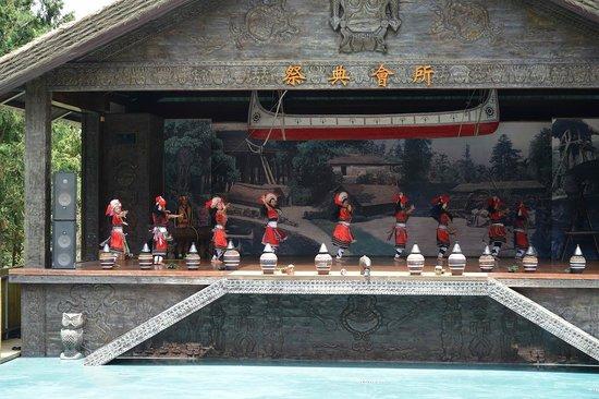 Formosan Aboriginal Culture Village Freizeitpark: 九族文化村10