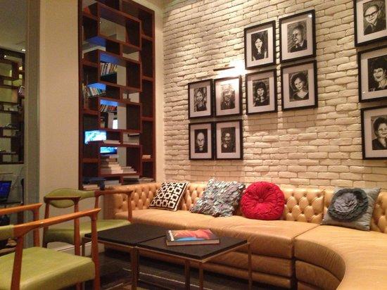Center Chic Hotel Tel Aviv - an Atlas Boutique Hotel: Lobby
