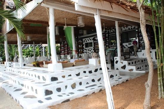 Milky Bay Restaurant: Open Ai Dining
