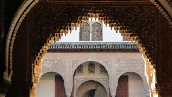 Granada a Pie : La Alhambra