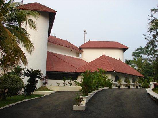 The Gateway Hotel Janardhanapuram Varkala: Hotel Entrance