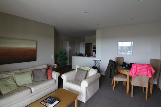 West Fitzroy Apartments: 2 bed apartment on the 7th floor