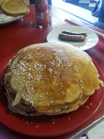 Zodiac Dinor: Blueberry Pancakes