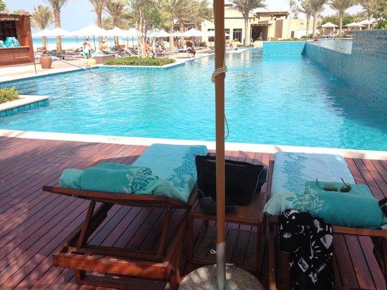 The St. Regis Saadiyat Island Resort: Pool