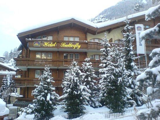 BEST WESTERN Hotel Butterfly: Front