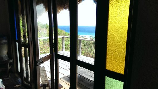 Boracay Private Mt. Casitas Villa : Balkon Casita 2