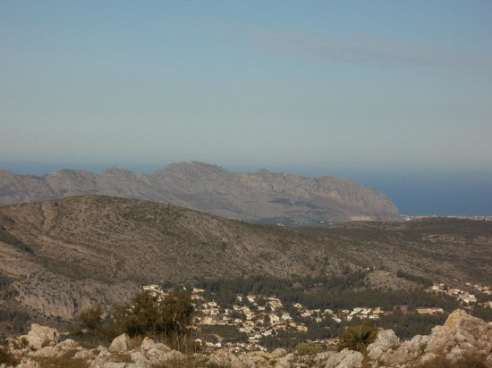Coll de Rates: What a view!