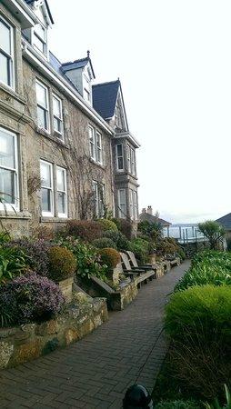 Hotel Penzance : Exterior