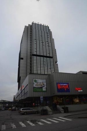 Radisson Blu Hotel Olumpia: Олимпия