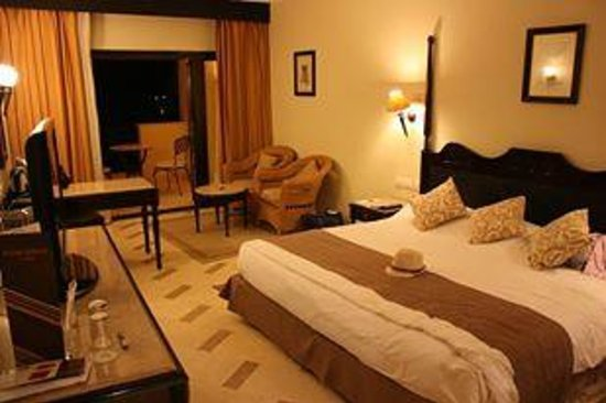 Steigenberger ALDAU Beach Hotel: suite vue mer