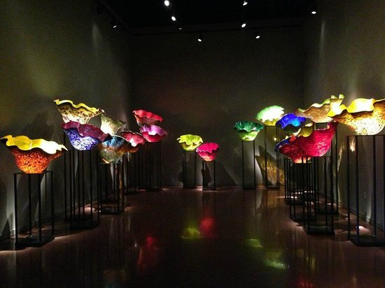 Chihuly Garden and Glass: Collection Macchia Forest