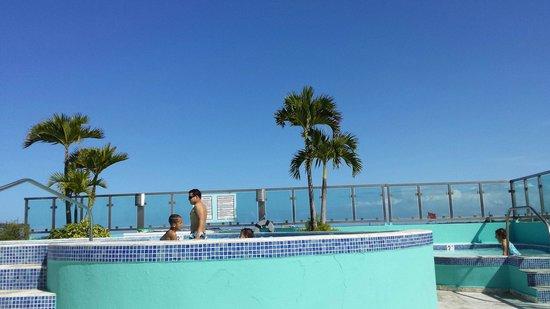 Hotel Rosa del Mar: Piscina