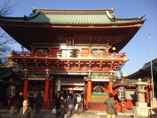Kanda Shrine: 拝殿