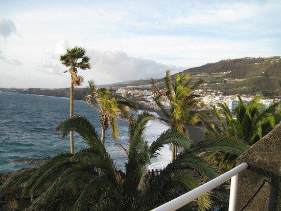 Sol La Palma Hotel: sea view