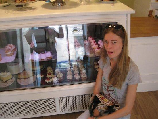Julia Bakery Málaga: я с утра по-раньше