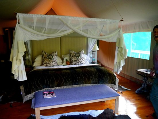 Botlierskop Private Game Reserve: Our room