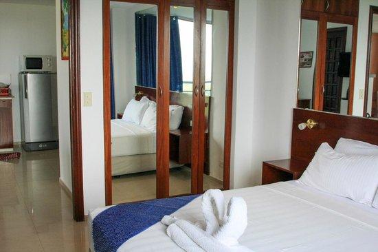 Bohol Vantage Resort: bedroom