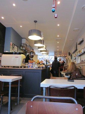 Coffeelicious : Lunchroom