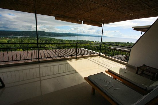Bohol Vantage Resort: what a view!