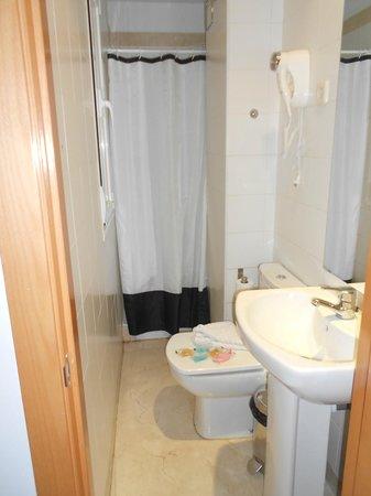 Apartamentos Arenal 19: baño