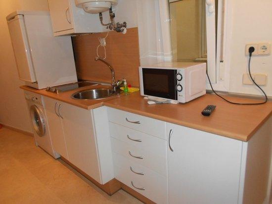 Apartamentos Arenal 19: Muy comodo