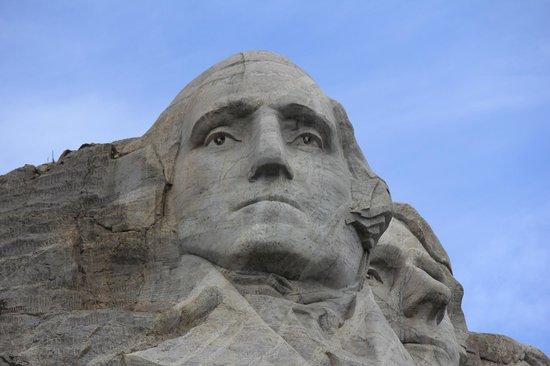 Mount Rushmore National Memorial : Washington