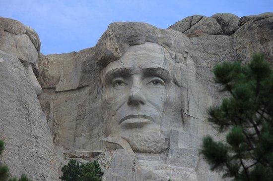 Mount Rushmore National Memorial : Lincoln