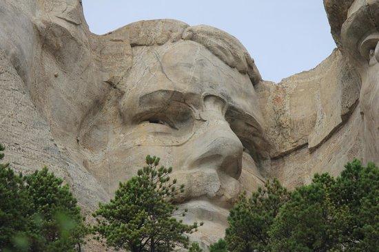 Mount Rushmore National Memorial : Roosvelt