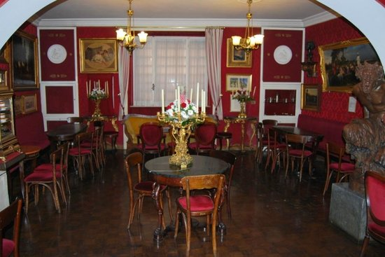 Caffe Greco: Sala del Fauno