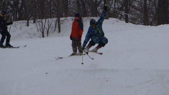 Camp 10 Ski Area: Nice