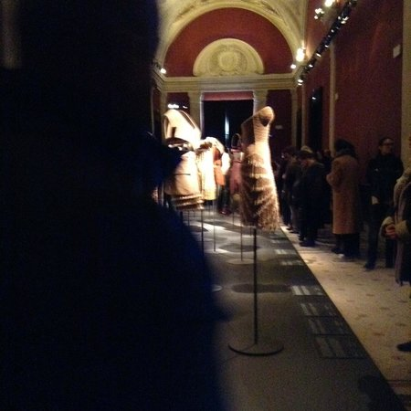 Palais Galliera, The City of Paris Fashion Museum: 8