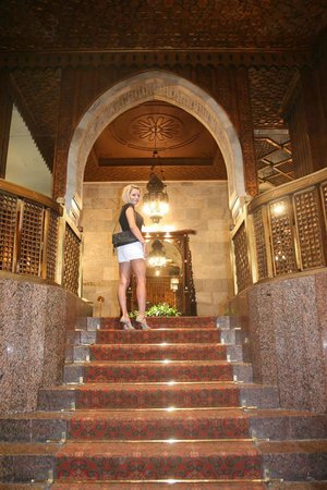 Mena House Hotel: hôtel