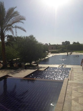 Mena House Hotel: piscine