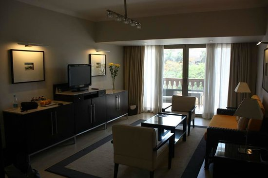 Mena House Hotel: suite royale