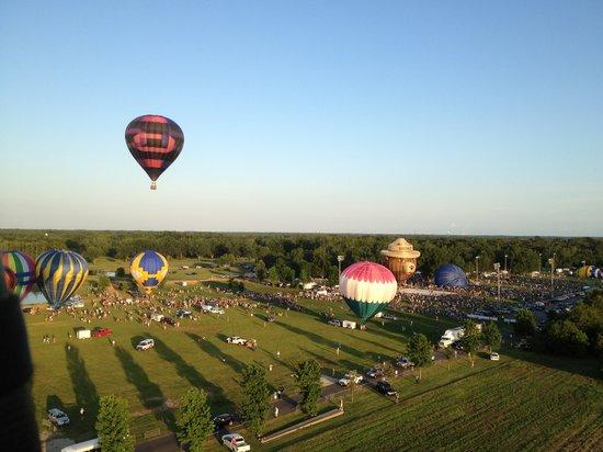 Bella Balloons Hot Air Balloon Co: Hot Air Balloon Festival