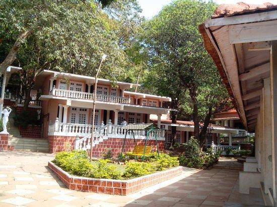 The Byke Heritage - Matheran: view