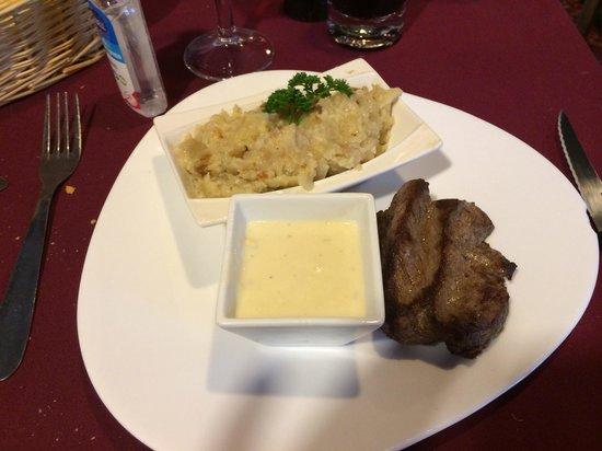 Hotel Restaurant Le Renaissance Aurillac Menu Prices