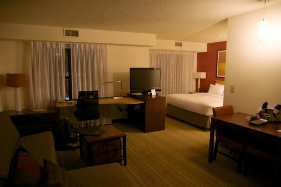 Residence Inn Durango: La chambre