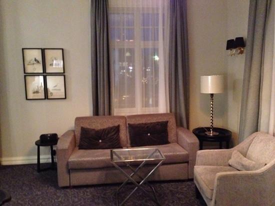 Reykjavik Residence Suites: Sitting room