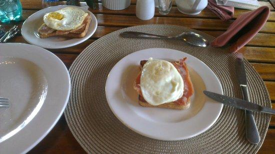 AmaZulu Lodge : Ontbijt