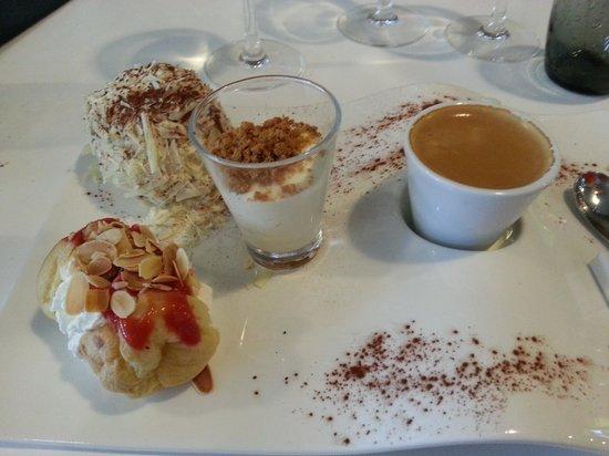 O'compose : vrai café gourmand (7€)