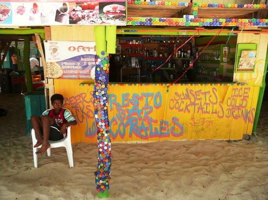 RestoBar Los Corales: Felipe