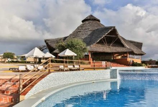 Ora Resort Watamu Bay: ristorante